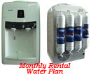- Rental Water Dispenser Direct Piping System