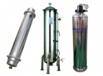 - Stainless Steel Water Filtration Media Vessel