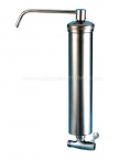 "10"" Super Thin HBS Stainless Steel Purifier System"