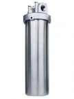 """10"""" Stainless Steel Housing Filteration System (Full Steel)"""