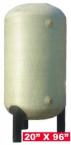 "20""x96"" Fiberglass FRP Water Filteration System"