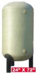 "24""x72"" Fiberglass FRP Water Filteration System"