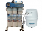 Aqua-Win Undersink Reverse Osmosis System with Pressure Valve