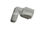 "Check Valve JACO Elbow Type 1/4""(OD) x 1/8""(NPT)"