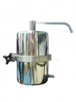 EXTRA CLEAN Stainless Steel Water Filter System