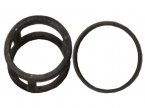 Gasket For Secure System Bottom Black Casing