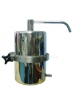 H MODEL Stainless Steel Water Filter System