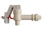 Hot water tap with safety lock for CW-919C