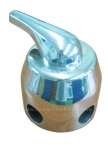 Manual Backwash Valve Full Steel (RINSE/BACKWASH/FILTER)