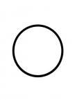 O-ring for RO Filter Housing