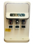 PURECARE Hot Warm Cold Water Dispenser 3 Stages Pipe in System