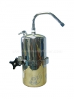 PURE SURE Stainless Steel Water Filter System