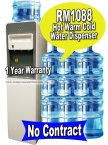BY508 Bottle Top Hot Warm Cold Water Dispenser (Slim Design)
