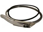 Perfect Steel Clip & Rubber (85cm) 10 inch