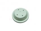 Plastic bracket for single filter system