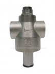 Stainless Steel Decompression Valve NPTF 3/4""