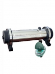 Stainless Steel 4515 UF Membrane Water Filter System