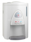 T919 Hot Warm Cold RO System Water Dispenser 4 Stages Pipe in