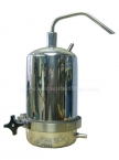 TOP INLET Stainless Steel Water Filter System