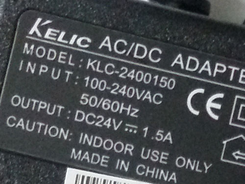 Ac to Dc Adapter2